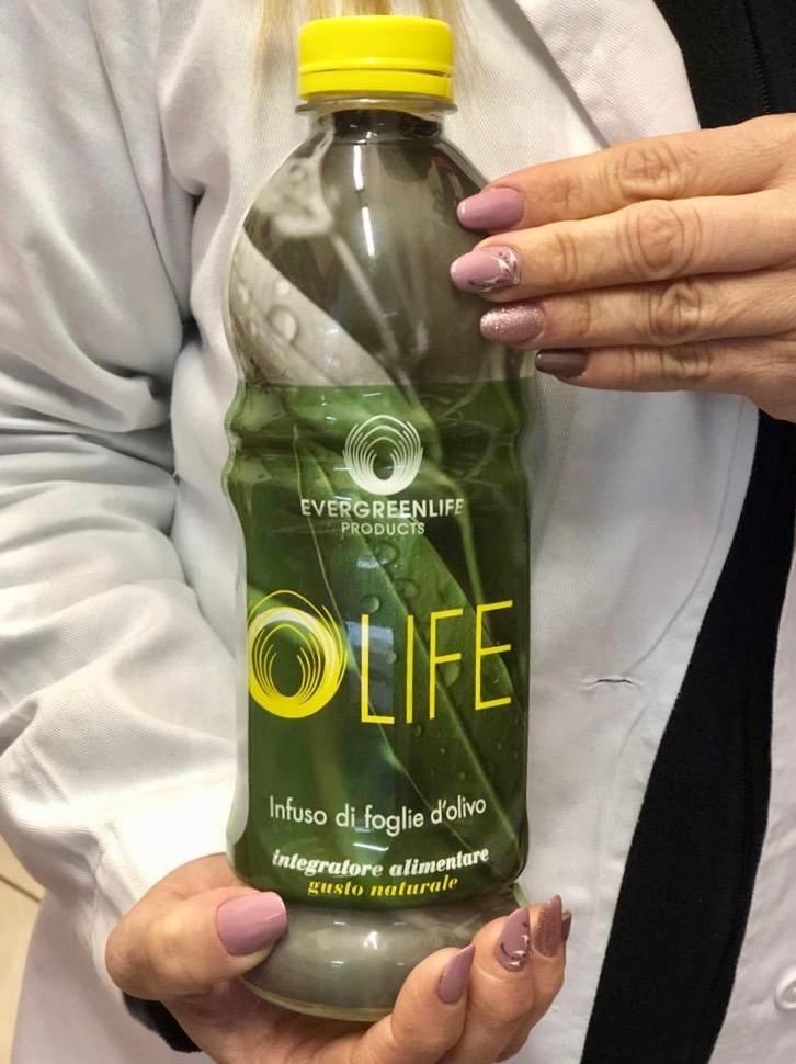 OLIFE BOTTIGLIA Evergreen Life